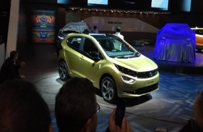 Tata Altroz EV gets global unveil at 2019 Geneva Motor Show, more details inside