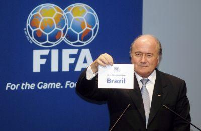 FIFA reserves soar to $2.7 billion, revenue at $6.4 billion
