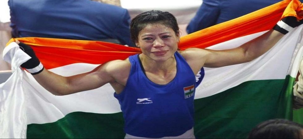MC Mary Kom remained undefeated on her return to the 51kg category (Image Credit: Twitter)