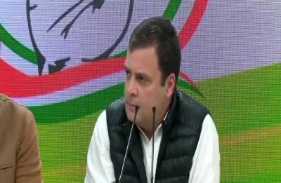 Party unanimously against alliance in Delhi: Rahul Gandhi on Congress-AAP tie up