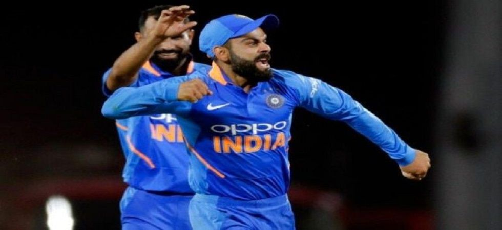 India will play against Australia on March 8 at Ranchi (Image Credit: Twitter)