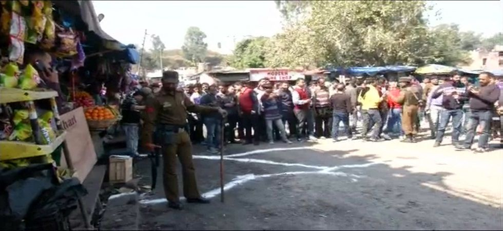 SEE: First visuals of grenade blast at Jammu bus stand, tension in area