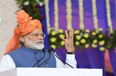 PM Modi on inauguration spree, to unveil key projects in Varanasi, Kanpur and Ghaziabad today