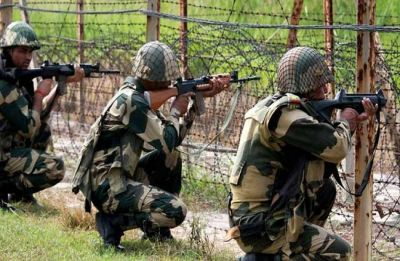 Suspected Pakistani intruder arrested along International Border by BSF in Samba: Sources