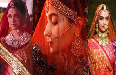 Alia Bhatt's look in Kalank inspired from Padmavaat or Jodha Akbar?