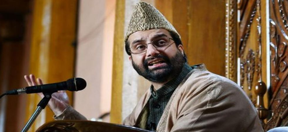 The NIA had questioned two maternal uncles of the Mirwaiz Umar Farooq and his close aides last year. (File Photo: PTI)