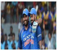 Rohit Sharma reaches milestone of 350 sixes in international cricket