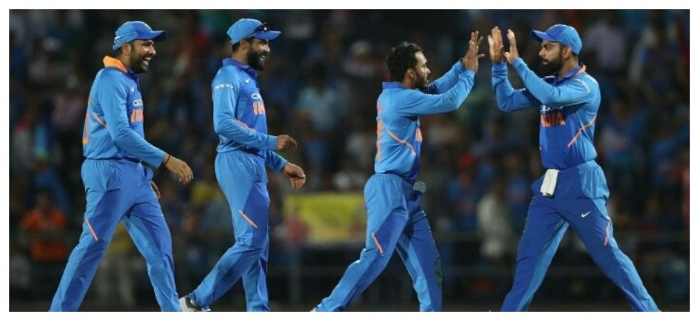 Virat Kohli's Indian cricket team will be aiming to seal a series win against Australia heading into the Mohali ODI. (Image credit: Twitter)