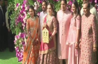 Akash Ambani and Shloka Mehta wedding: The FIRST pictures of groom along with his family are here!