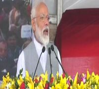 'We kept quiet, but Pakistan started crying at 5 am that Modi has hit us': PM on IAF action