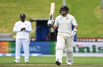 Ross Taylor pays heart-warming tribute to Martin Crowe after going past 17 Test tons