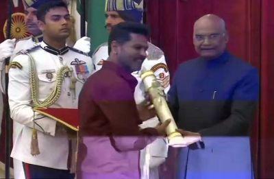 President Ram Nath Kovind confers Padma awards in glittering ceremony at Rashtrapati Bhawan