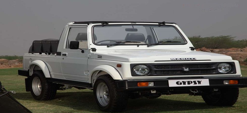 Maruti Suzuki decides to discontinue its popular offroader Gypsy (Image credit: Maruti website)