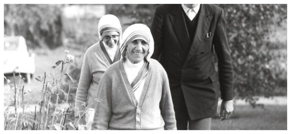 Mother Teresa's biopic in the works (Photo: Twitter)