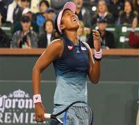 Naomi Osaka, defending champion, enters fourth round of Indian Wells tournament