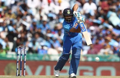 Rohit Sharma on the cusp of equalling Sourav Ganguly's brilliant record