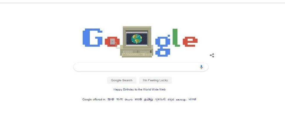 World Wide Web turns 30 today, Google celebrates with a doodle