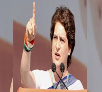 CWC meet: Where are 2 crore jobs and Rs 15 lakh promised, asks Priyanka Gandhi in maiden rally
