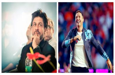 Coldplay's Chris Martin tweets 'Shah Rukh Khan Forever', find out what SRK twitted back