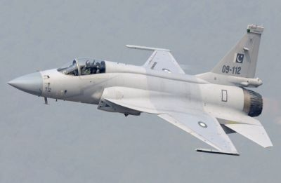 Amid tension with India, Pakistan successfully test-fires extended range 'smart weapon' from JF-17 Thunder jet