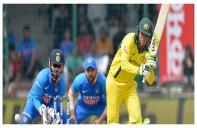 Usman Khawaja blasts second century in series decider vs India in Delhi