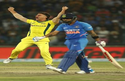 IND Vs AUS: 5th ODI HIGHLIGHTS: Australia beat India by 35 runs to clinch series 3-2