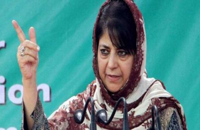 Mehbooba Mufti turns fact-checker after Rahul Gandhi's remarks on Vajpayee's JK policy