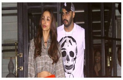Malaika Arora and Arjun Kapoor to go for CHURCH WEDDING in April, deets inside