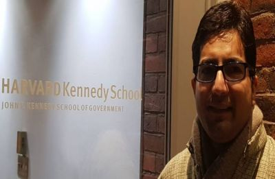 Former Kashmiri bureaucrat, Shah Faesal set to launch party on March 17, Shehla Rashid likely to join