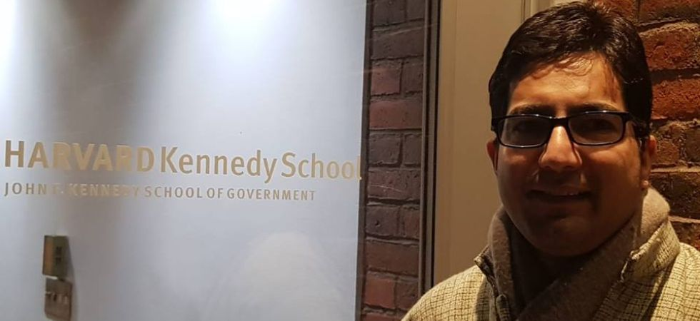 Former bureaucrat, Shah Faesal is all set to launch his political party on March 17