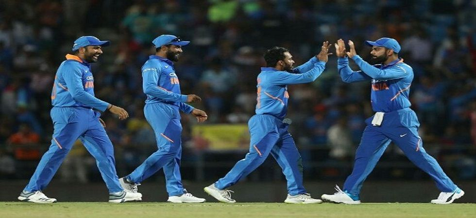 Virat Kohli has stressed that he is clear of the playing XI for the ICC Cricket World Cup and that the composition of the Indian cricket team is settled. (Image credit: Virat Kohli Twitter)