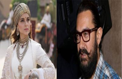 Kangana never told me she is upset with me, says Aamir Khan