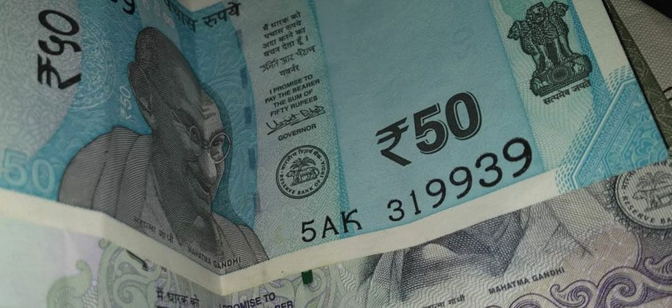 The rupee fell 24 paise to 69.78 against the US dollar in opening trade on Thursday