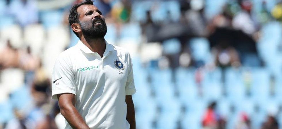 Mohammed Shami (File Photo)