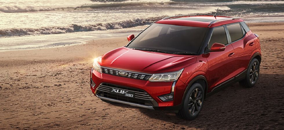 Mahindra compact SUV XUV300 crosses 13,000 bookings mark (Image credit: Mahindra XUV300 website)