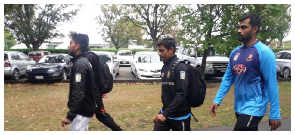 Shooting In New Zealand News: Christchurch Mosque Shooting: New Zealand Vs Bangladesh