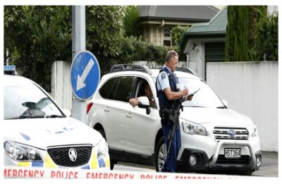 Terrorism strikes Christchurch, Cricket loses