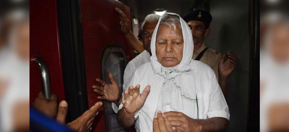 Lalu Prasad is serving jail term in fodder scam cases. (PTI Photo)