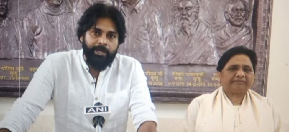 I want to see Mayawati ji as next Prime Minister, says Pawan Kalyan as BSP, Jana Sena for poll alliance