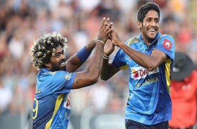 Sri Lanka name 16-member squad for South Africa T20 series