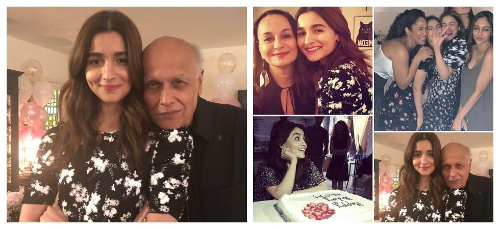 Ranbir Kapoor, Ayan Mukerji attend Alia Bhatt's 26th birthday (Photo: Instagram)