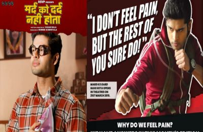 Mard Ko Dard Nahi Hota new posters unleashes Surya's painless tale