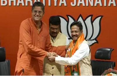 Lok Sabha Polls: Balabhadra Majhi, BJD MP from Odisha, joins BJP