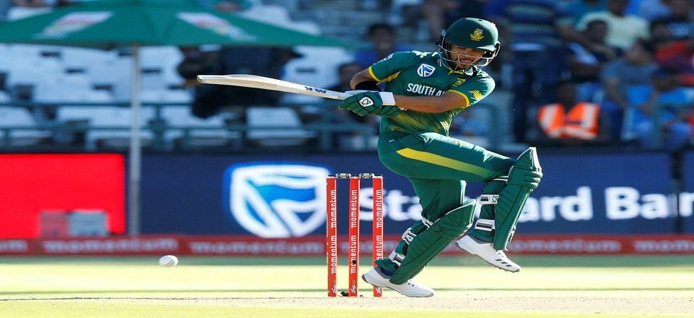 South Africa will play their first World Cup game against India on June 5 (Image credit: Twitter)