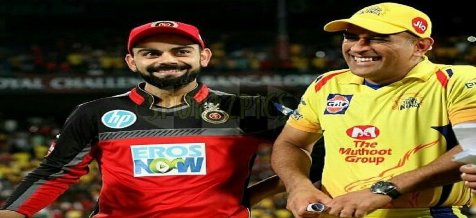 Chennai Super Kings and Royal Challengers Bangalore will square off in the first match of the 2019 Indian Premier League. (Image credit: Twitter)
