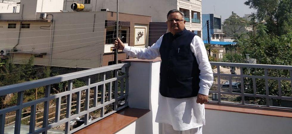 Chhattisgarh Chief Minister Raman Singh.