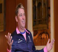 Shane Warne names three bowlers, enjoys watching currently
