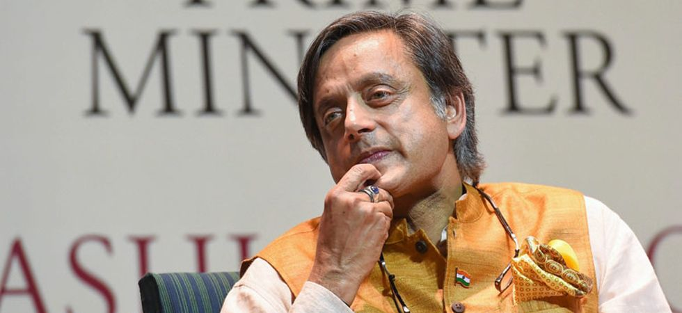Congress has given ticket to former union ministers Shashi Tharoor from Thiruvananthapuram. (File Photo: PTI)