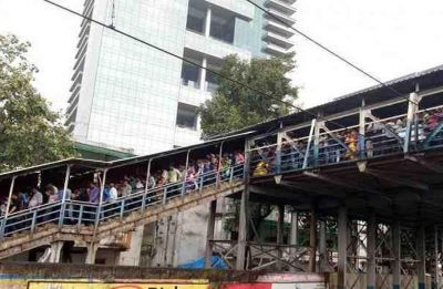 From today, Dadar foot overbridge to be shut temporarily