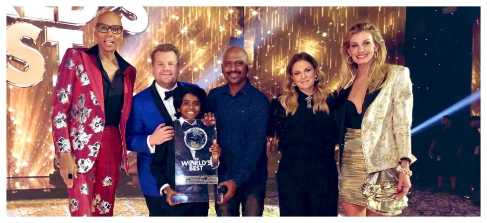 Lydian Nadhaswaram wins $1 m in US reality show (Photo: Twitter)